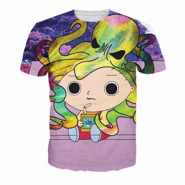 Acid Stewie T-Shirt