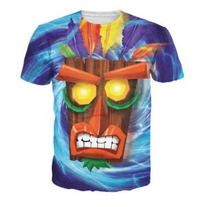 Aku Aku T-Shirt all over print