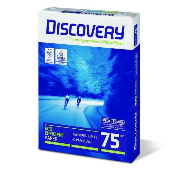 papel bond marca discovery